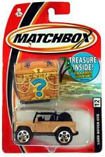 2005 Matchbox Treasure Chest #12 Land Rover SVX