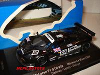 IXO LM1995 MCLAREN F1 GTR No.59 WINNER LE MANS 1995 DALMAS LEHTO SEKIYA to the 1
