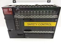 Omron G9SP-N20S Safety Controller 24VDC Version 2.0 DIN Rail Mount
