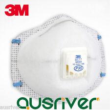 2/4pcs 3M 8577/8576 Particulate Respirator Mask Acid Gas/Organic Vapour Relief