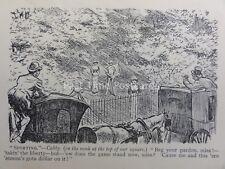 Lawn tennis thème SPORTING-Cabby regarder Lawn Tennis Dessin animé antique