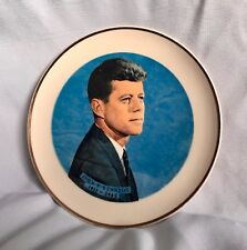 Norcrest John F Kennedy Plate 1917-1973