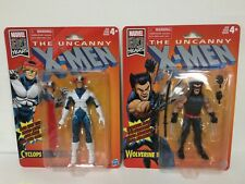 "Marvel Legends 80th Anniversary Uncanny X-men Cyclops 6"" Retro Action Figure"