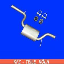VW - Passat Variant - 2.0 FSI 147 Kw - Silenciador Central Sistema de Escape