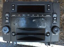 04 05 06 Cadillac CTS SRX CD Single Disc Radio OEM