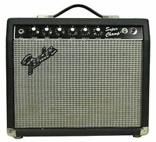 1982 Fender Super Champ 1x10 Combo Amplifier