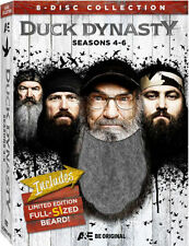 DUCK DYNASTY: SEASON 4-6 (8PC) - DVD - Region 1 - Sealed