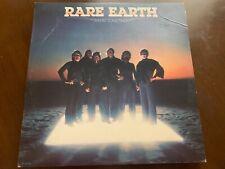 RARE EARTH BAND TOGETHER VINYL LP PRODIGAL