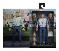 "Back to the Future Biff Tannen Ultimate Edition 7"" 18cm Action Figur Neca"