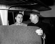 Red Kelly, Sid Abel Detroit Red Wings 8x10 Photo