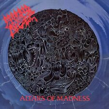 MORBID ANGEL - Altars of Madness LP - 180 Gram Vinyl - SEALED - Death Metal