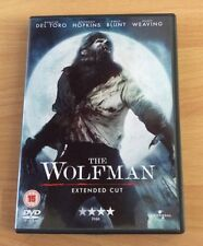 The Wolfman - Extended Cut (Universal Horror) 2010