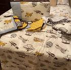 GEENNY Boutique Baby  Nursery Crib Bedding Set, New Airplane