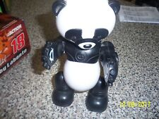Wow Wee Small  Robot Panda Slightly Used