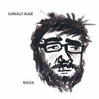 M.O.O.N. - CLINICALLY BLASE   VINYL LP NEW