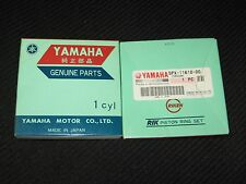 QTY 2 5PX-11610-00-00 YAMAHA ROADSTAR STD BORE ENGINE PISTON RINGS 5PX-11610-00-