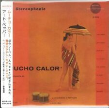 ART PEPPER-MUCHO COLOR-JAPAN MINI LP CD F04