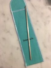Tiffany & Co Sterling Silver Straw Rare
