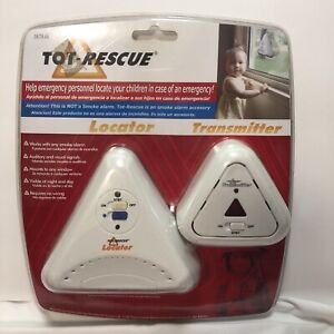 Tot -Rescue Locator and Transmitter Emergency Help Set NEW