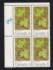 Canada 1971 Maple Leaves Summer, MNH UL PB, sc#536