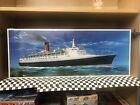 QEII+QUEEN+ELIZABETH+2+1%2F450+scale+Gunze+Sangyo+Plastic+Model+Cruise+Ship+Kit