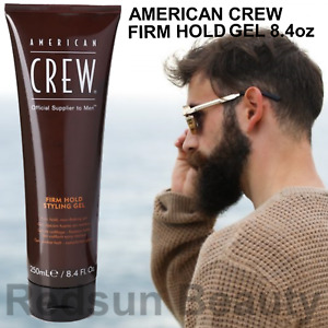 American Crew Firm Hold Styling Gel 8.4 oz (SEALED)