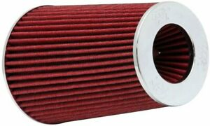 K&N RG-1002RD Universal Clamp-On Air Filter: Round Tapered; 3 in/3.5 in/4 in...