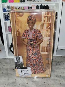 Barbie Inspiring Women Maya Angelou Collectors Doll,