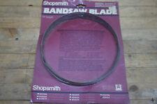 """Shopsmith Mark V 5/8"""" Bandsaw Blade #555421 Nos!"""