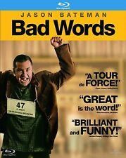 BAD WORDS - BLU-RAY - REGION B UK