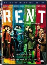 Like New FS DVD Rent Taye Diggs Wilson Jermaine Heredia Rosario Dawson 2 Dis