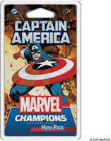 Marvel Champions: Captain America Hero Pack [New ] Card Game