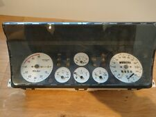 Instrument cluster for Lancia Delta Integrale