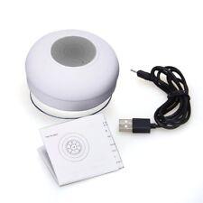 Mini Hi-Fi Wireless Bluetooth Speaker with Suction Cup Microphone U4D3