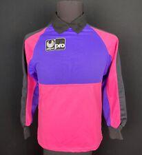 Vintage 90's Uhlsport Pro Goalkeeper Football Shirt Men's Size XS Soccer Jersey