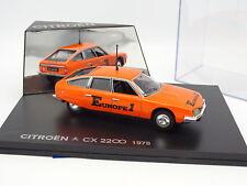 Norev 1/43 - Citroen CX 2200 - Europe 1 - Tour de France