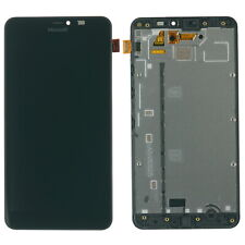 Nokia Lumia 640 XL Display LCD Vetro Touchscreen Disco Unità Indicazioni