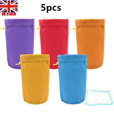 More details for bubble bags 5 gallon 5 bag herbal ice bubble bag essence extractor