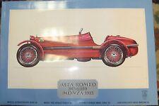 1931 Alfa Romeo 8C-2300 Monza Pocher 1/8 Never Assembled