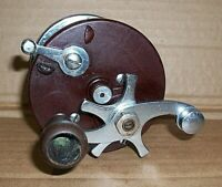 Vintage/Scarce Adolph Blaich STRIPEY 250 Yd. Conventional Reel, circa 30's. USA