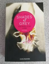 Shades of Grey Bd 2 Gefährliche Liebe v. E L James Goldmann Verlag Erotikroman