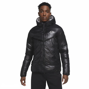 Nike Sportswear Windrunner Repel Jacket Black (CZ1508-010) Men's Sz L NWT $250⭐️