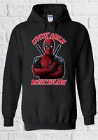 Deadpool Unstable Mercenary Hero Men Women Unisex Top Hoodie Sweatshirt 2242