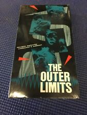 DT1- The Outer Limits - DOUBLE FEATURE (Sealed VHS)The Brain Of Colonel Barham