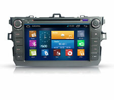 Autoradio Android Naviceiver Moniceiver4.1 A9 1080P WIFI GPS Navi Toyota Corolla