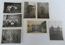 Set of sept photo antique original Soldiers Germans 39-45 @