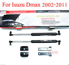 ISUZU DMAX HOLDEN RODEO RA UTE PICKUP 02 03 04 11 Bonnet Gas Strut Hood Lift Kit