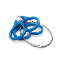 New Wire Saw Camping Stainless Steel Emergency Pocket Chain Saw Survival Gear XJ