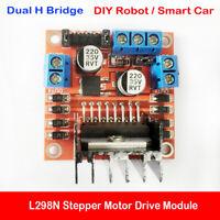 Stepper Motor Drive  Board L298N Dual H Bridge DC Controller Module for Arduino