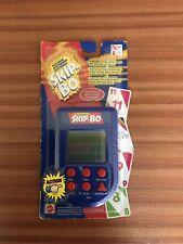 Mattel ELECTRONIC Skip-Bo Handheld Electronic Pocket Game RARE Sealed